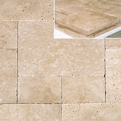 Cordoba Cream Pattern Paver
